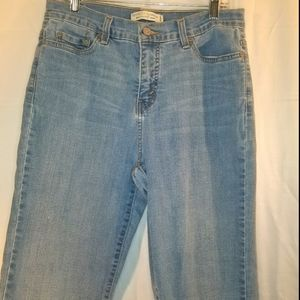 Levi's Womens Jeans Perfectly Sliming Boot Cut